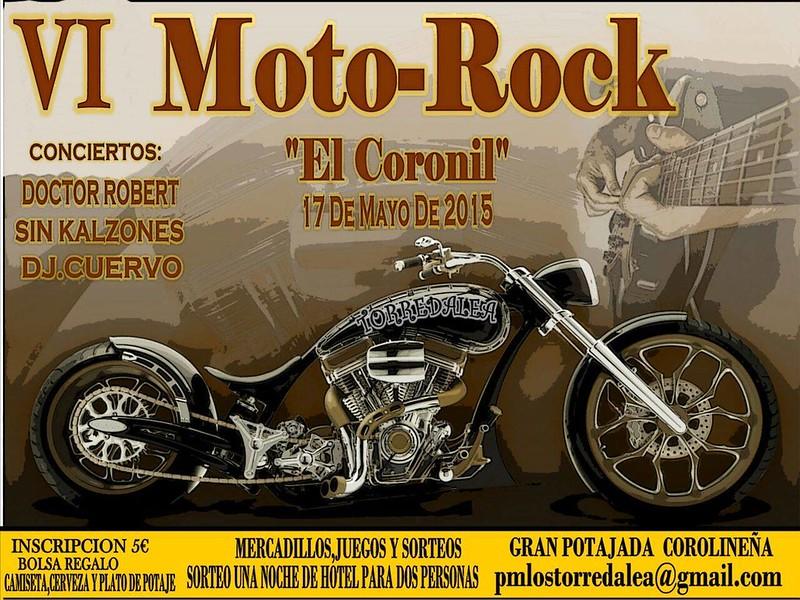 VI Moto-Rock El Coronil - Sevilla