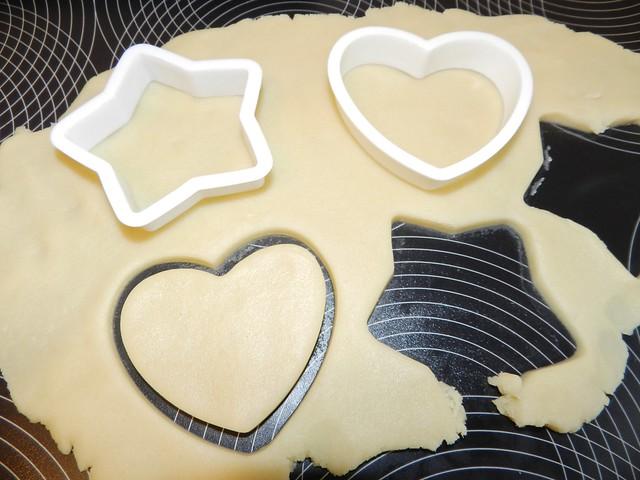 taglio biscotti