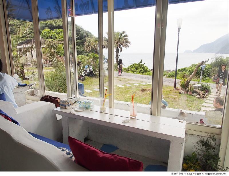 南方澳咖啡,宜蘭景點,東部海景咖啡,海洋20M @薇樂莉 Love Viaggio   旅行.生活.攝影