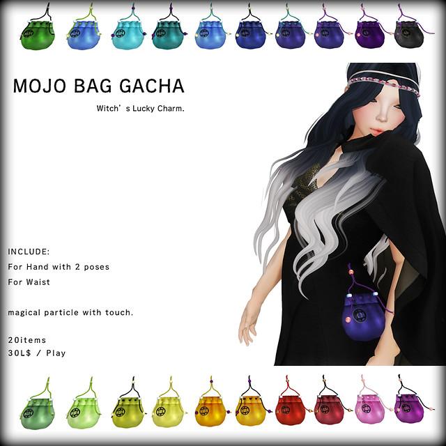 MOJO BAG GACHA