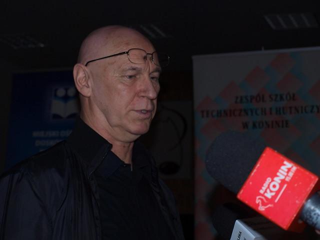 Prof. Żebrowski o NSZ