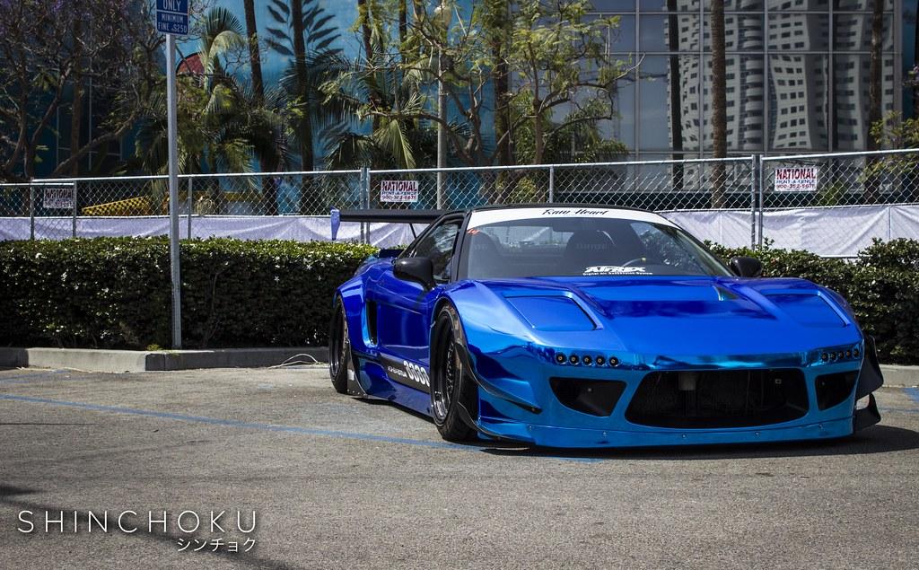 Formula Drift Long Beach 2015