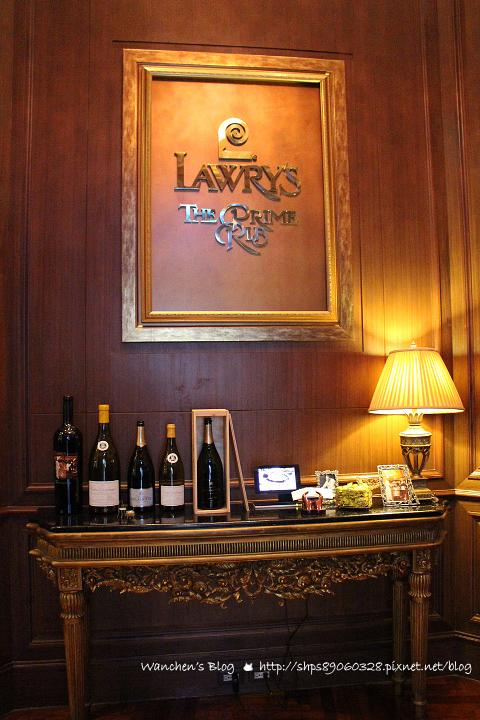 Lawry's勞瑞斯牛肋排餐廳