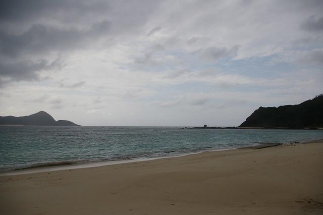 奄美大島 崎原海岸