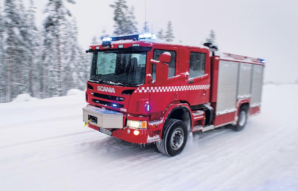 Scania P 480 4x4
