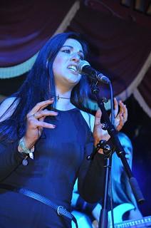 Selene at Blazefest, Belfast, March 2015