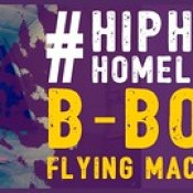 Flying Machine aka B-boy Arif: #HipHopHomeland - 101 India