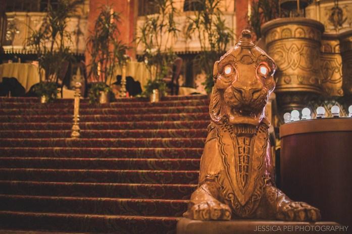Gold Lion St. Louis Fox Theatre