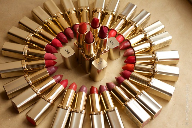 08 L'Oreal Paris Color Riche Lipstick 30 years 30 new shades swatches