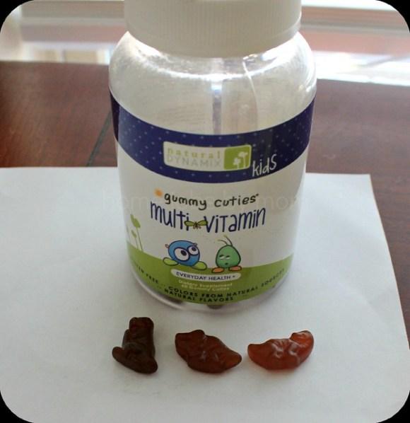 gummy cuties vitamins