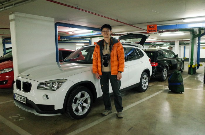 BMW X1 柴油手排
