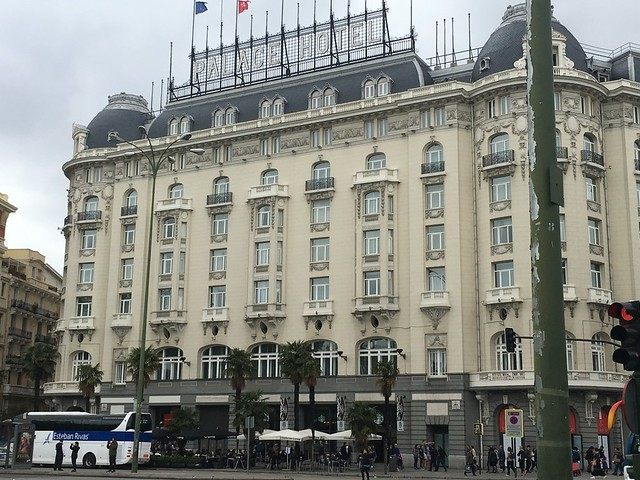 Westin Palace Madrid