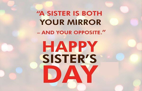 happy sisters day 2017 wishes hd images messages quotes