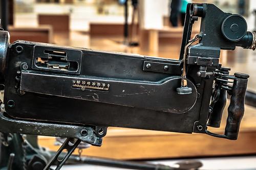 Maxim MG 08 - Detail - Historial