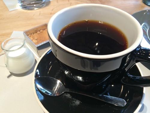 コーヒー@ストール レストラン