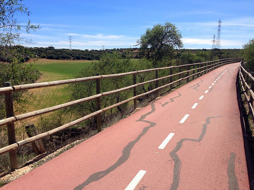 Bici por Arganda 01