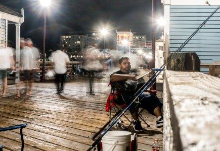 Fishing - Oceanside Pier