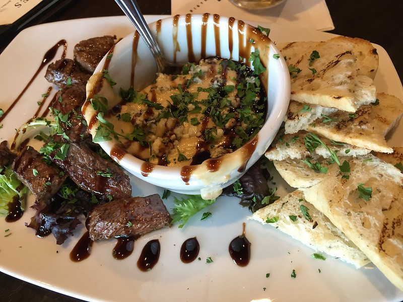 Moroccan Beef appetizer
