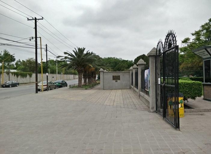 Parque Xochipilli 1 exterior
