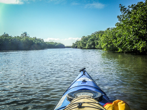 Indian River Paddling-3