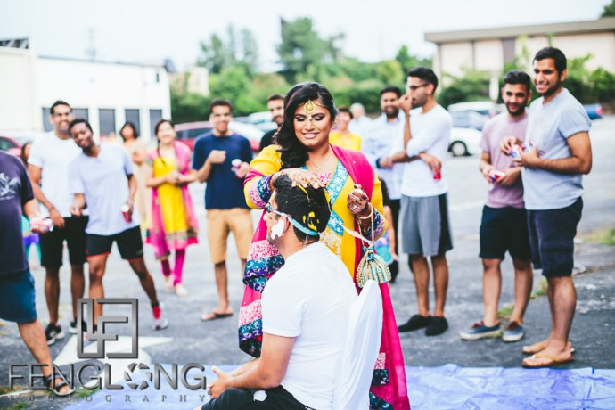Saaraa Naim Pithi | Atlanta Ismaili Indian Wedding Photography