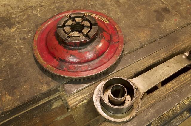 Millers Falls No.97 (Gear Change Mechanism)