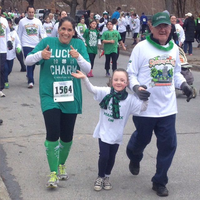 March 15, 2015 ~ Shamrock On!