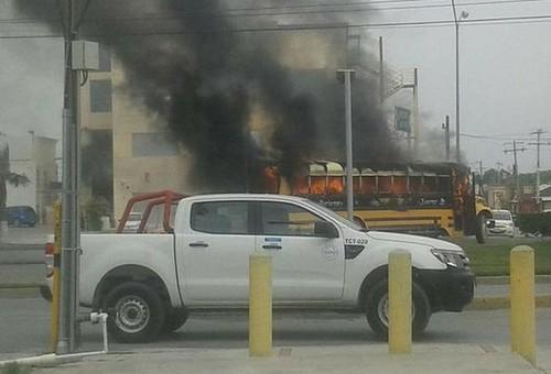 Reynosa, presa de balaceras y narcobloqueos