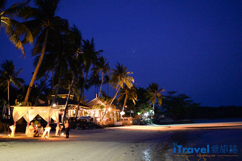 《苏美岛餐厅推荐》Kandaburi Resort Buffet Dinner 浪漫自助餐厅,夜晚迎月光与动人音乐