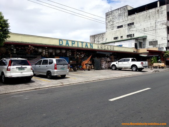 Dapitan Arcade in Kanlaon Street