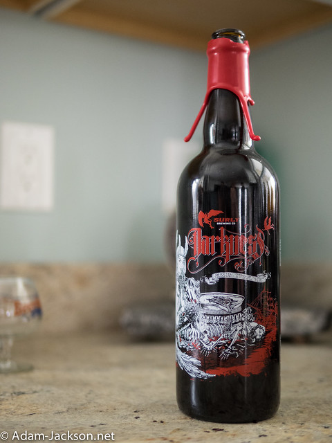 Surly Darkness 2014 - Barrel Aged