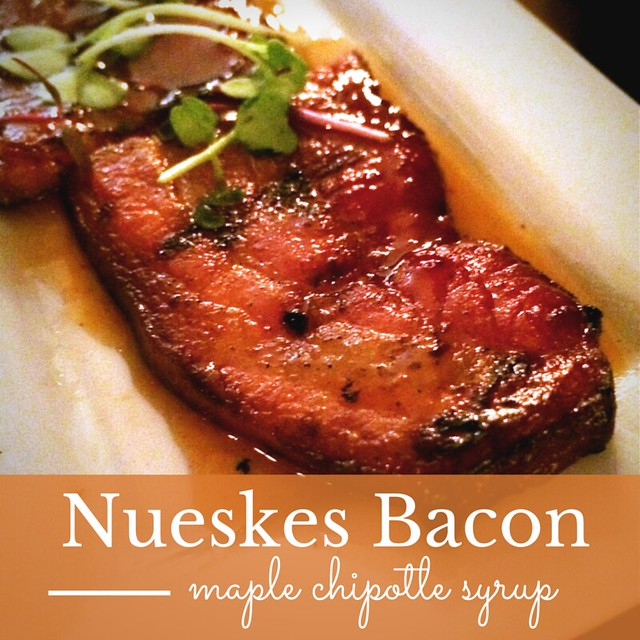 Witherspoon Grill Nueskes Bacon