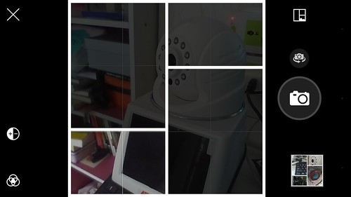 โหมดถ่ายภาพ Photo Collage ของ Acer Iconia Talk S ผมชอบมาก