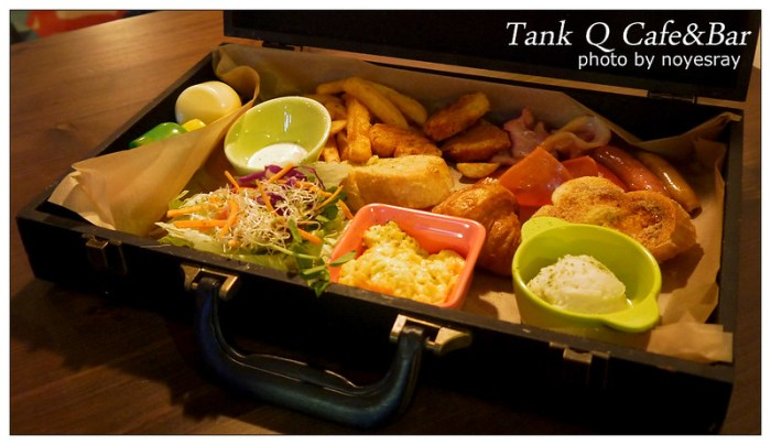 Tank Q Cafe&Bar 11