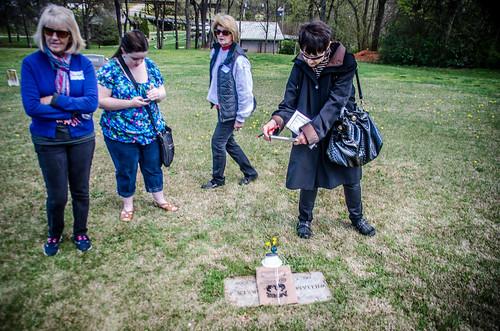 Laurens Cemetery Tour-57
