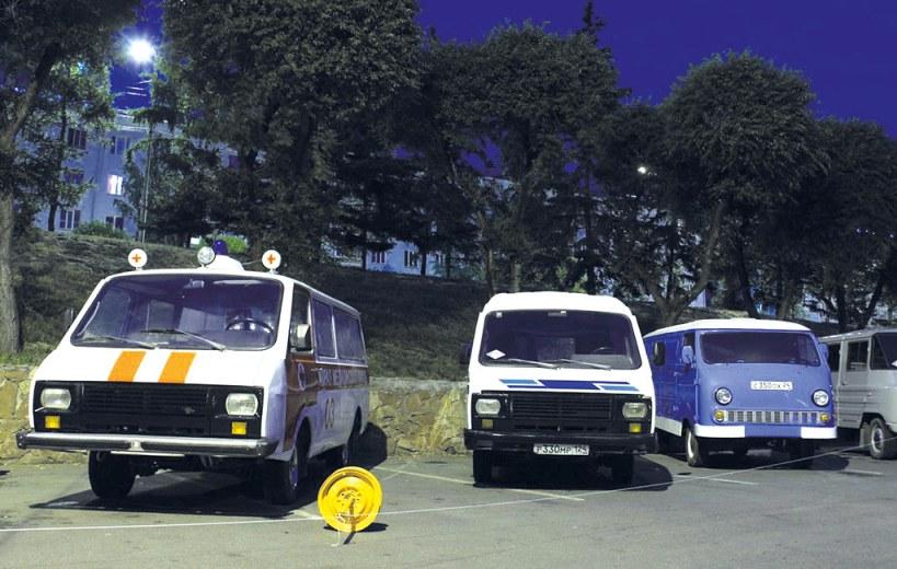 РАФ-2915 «Скорая помощь», РАФ-22038, ЕрАЗ-762