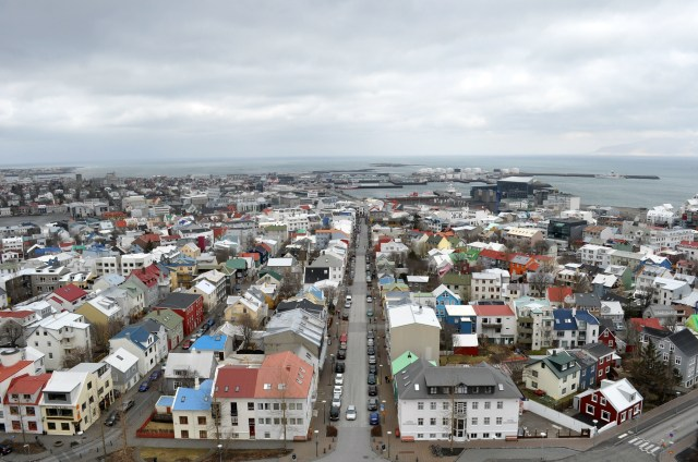 Iceland is ideal for first time solo travellers