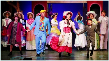 Mary Poppins by Bianca Benedi