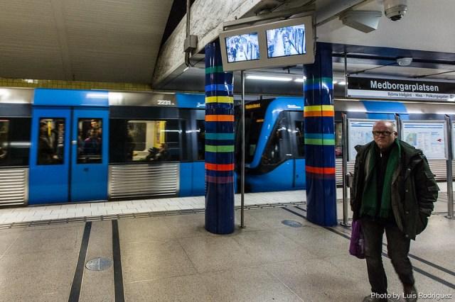 Metro de Estocolmo-94