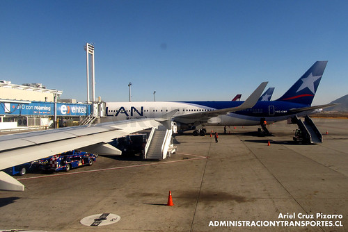 LAN Airlines - SCL