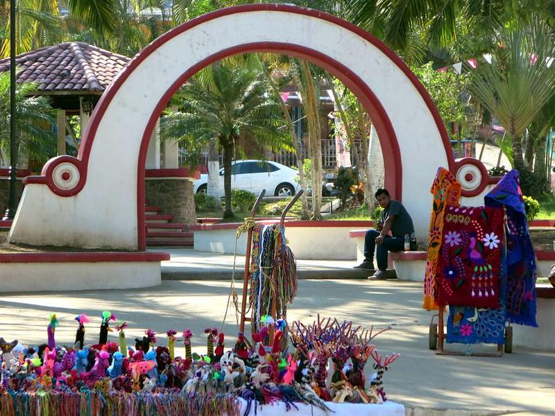 Plaza de Sayulita