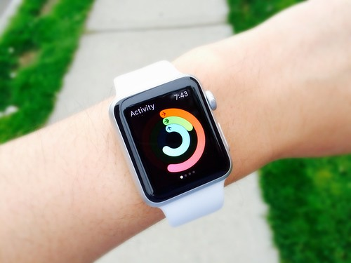 APPLE WATCH - Activity App