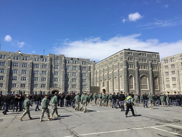 West Point Visit Apr 2015