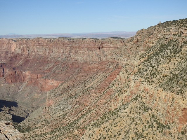 Гранд каньон, часовая башня