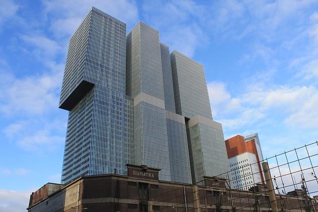 Edificio De Rotterdam