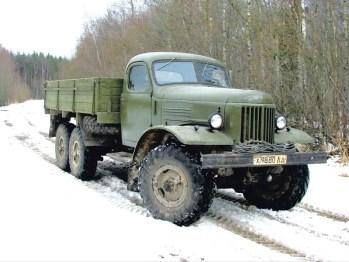 Военные прозвали ЗиЛ-157 «Труменом»