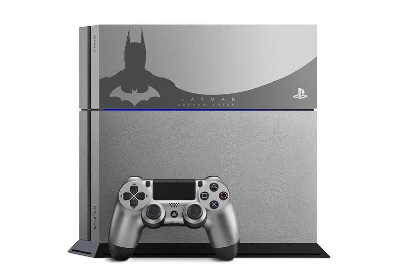 PS4 batman arkham knight edicion especial