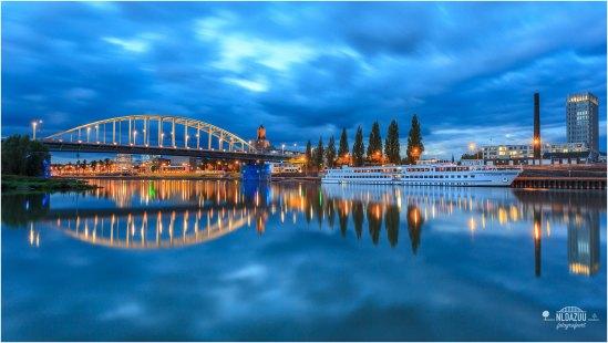 Cityscape Gelderse hoofdstad Arnhem