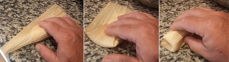 Making Tamales: Steps 4, 5, and 6