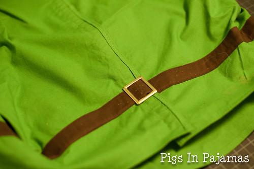 Robin Hood belt